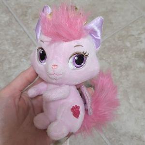 2/$10 Palace Pets Auroras Pink Cat Plush Toy